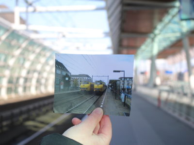 Fotografie oud vs nieuw